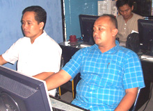BKD Cianjur Pelatihan Komputer
