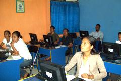 Pelatihan Komputer Timur Leste
