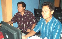 Kab bulungan pelatihan CD interaktif