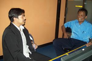 Pelatihan Jaringan Mikrotik dari Infokom Kabupaten Blora