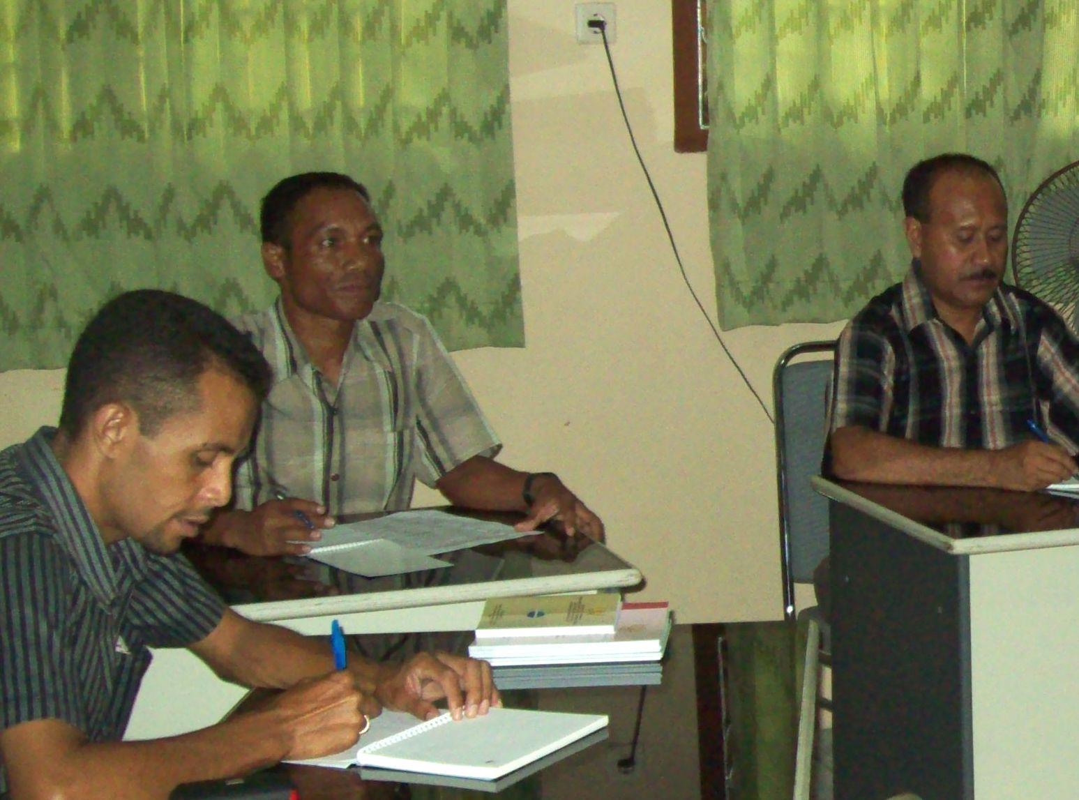 timor leste peb 2010