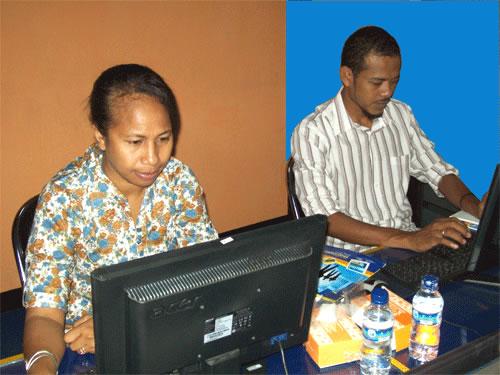 Komputer Akuntansi Timor Leste