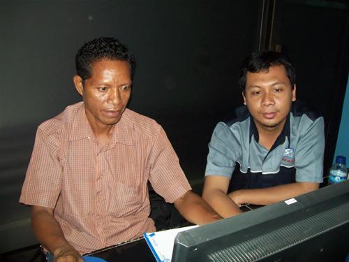 training teknisi komputer, jaringan, web design