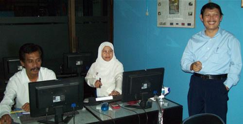 Pelatihan Manajemen Aset FISIP UMM