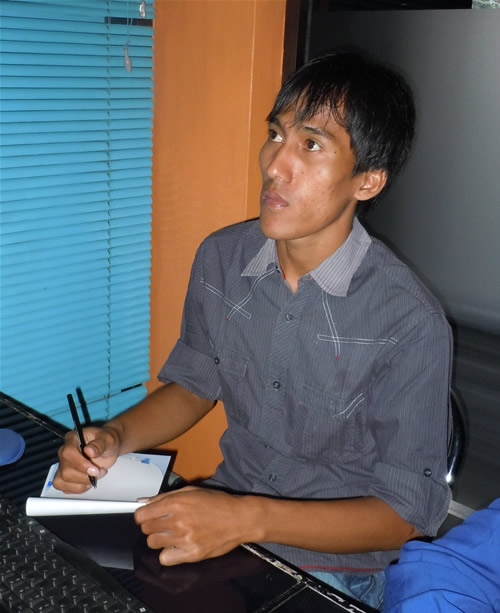 Bapak Junaidi Multimedia dan Video Editing