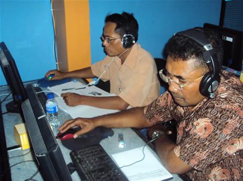 Pelatihan Video Editing