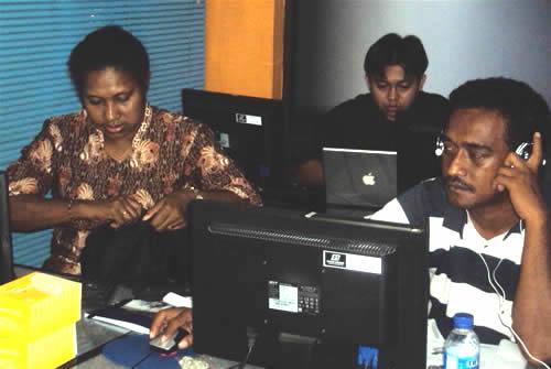 Training Video Editing