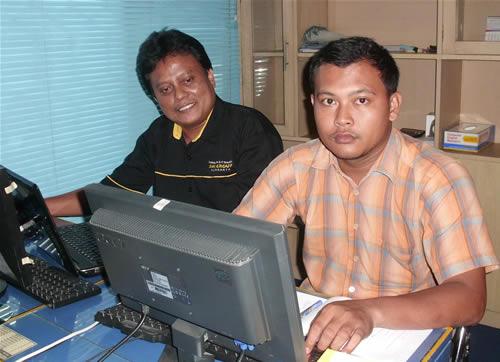 BBAT Jambi Pelatihan Jaringan Komputer di Smile Group Yogyakarta