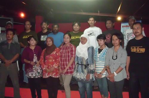BKPLA Prov. Papua dan Univ. Bangka Belitung Pelatihan Teknologi Informasi