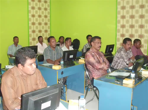 National Directorat of Rural Development Timor Leste Training di Smile Group