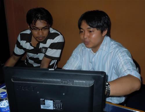 PT Mitsubishi Chemical pelatihan desain multimedia