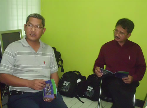 Universitas Bangka Belitung Bimtek Administrasi Perkantoran