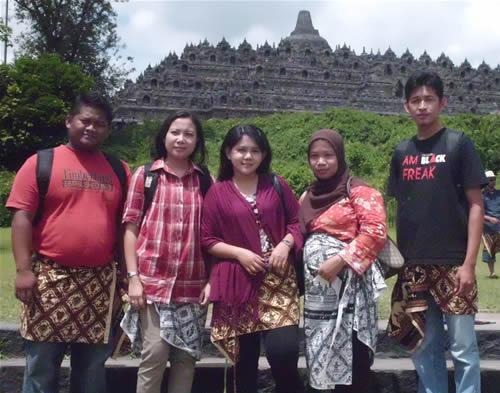 Universitas Bangka Belitung di Borobudur