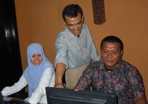 Dinas PU kota Makassar pelatihan rancang bangun