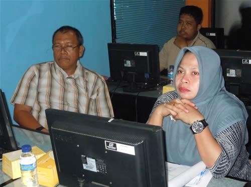 Dinas PU kota Makassar