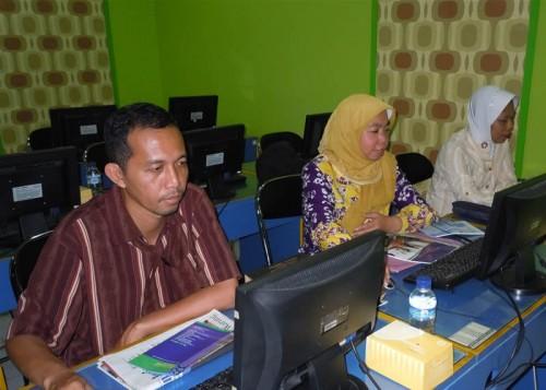 Pelatihan TI dan Pengelolaan Website Pariwisata