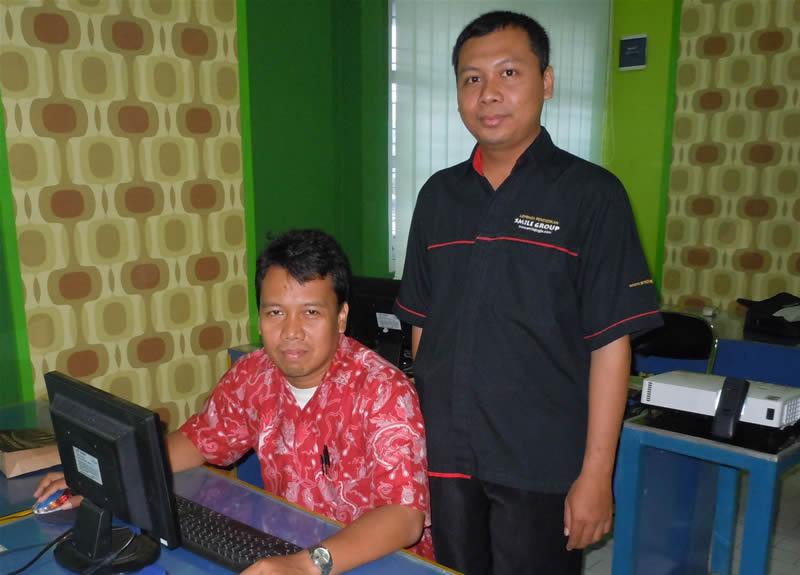 Disbudpar Banjarnegara Training TI dan Pengelolaan Website Pariwisata