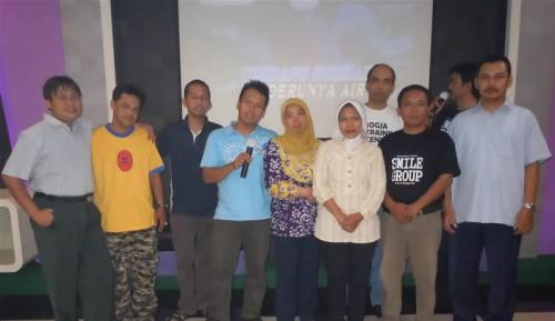 Disbudpar Banjarnegara di Smile Group Yogyakarta