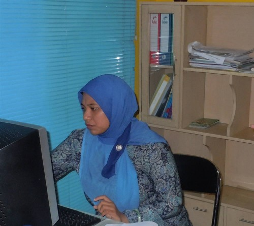 KPDEPKD Tanjung Jabung Barat Pelatihan Visual Basic