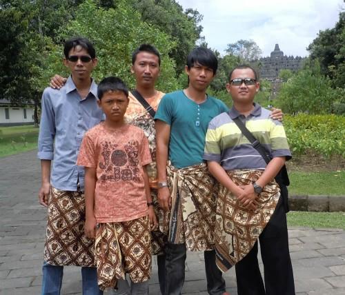 PDEPKD Tanjung Jabung Barat - Smile Group di Borobudur