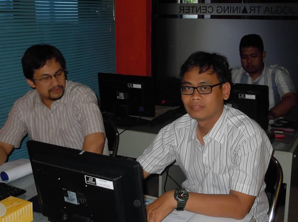 PT Surveyor Indonesia Pelatihan GIS