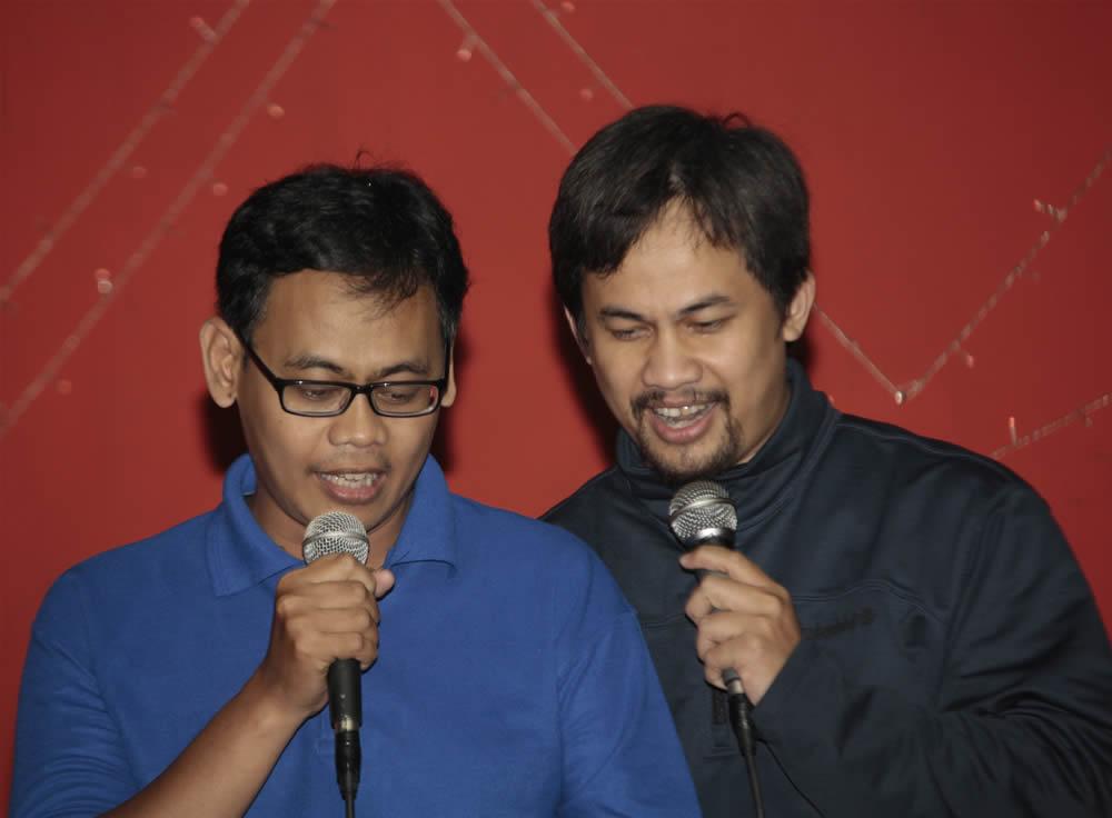 PT Surveyor Indonesia di Malam Keakraban