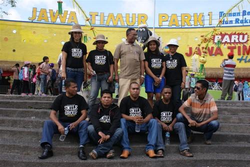 DNAF Timor Leste - Jatim Park