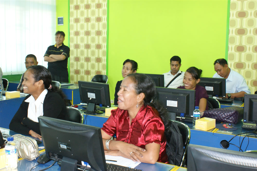 Kementrian Pertanian dan Perikanan Timor Leste Pelatihan Analisis Keuangan dan Investasi