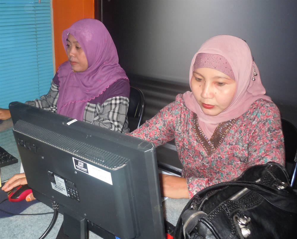 Setwan Kab Lombok Timur Pelatihan Keuangan Bendahara