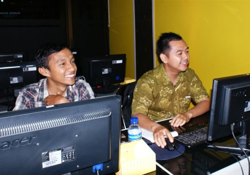 BKD Tabalong - Pelatihan Visual Basic