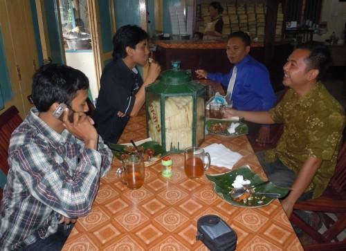 BKD Tabalong - Wisata Kuliner Gudeg
