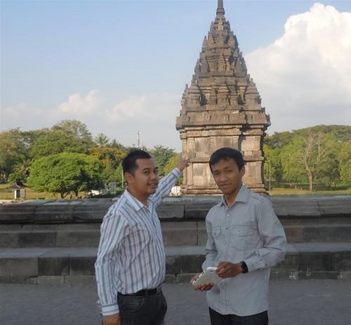 BKD dan Setda Tabalong - Prambanan