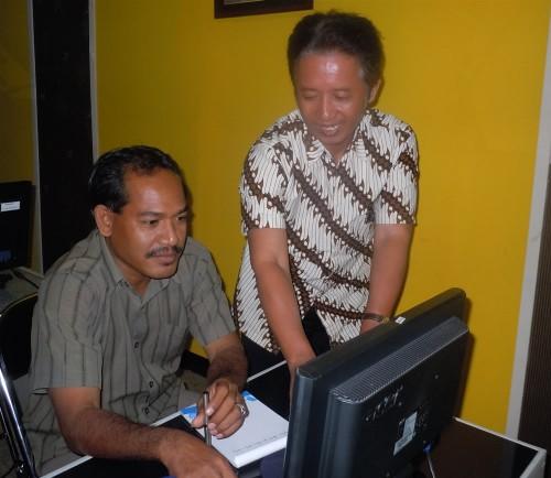 INFOKOM Sumba Timur - Kehumasan dan Jurnalistik