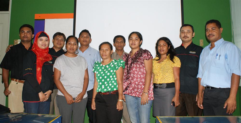 Kementrian Pertanian dan Perikanan Timor Leste tahap II