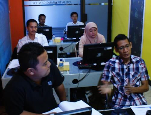 LPMP Sulteng Pelatihan SIG untuk Pendidikan