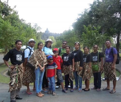 Wisata ke Candi Borobudur