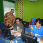 DINKES Kota Bandung Pelatihan Jaringan