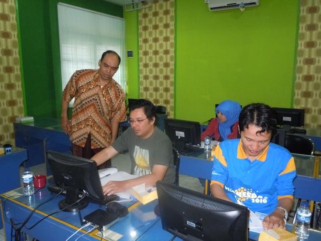 DINKES Kota Bandung Pelatihan Teknisi Jaringan Windows