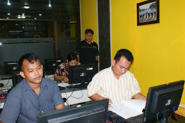 POLTEK Muara Teweh BIMTEK Perancangan Sistem Informasi