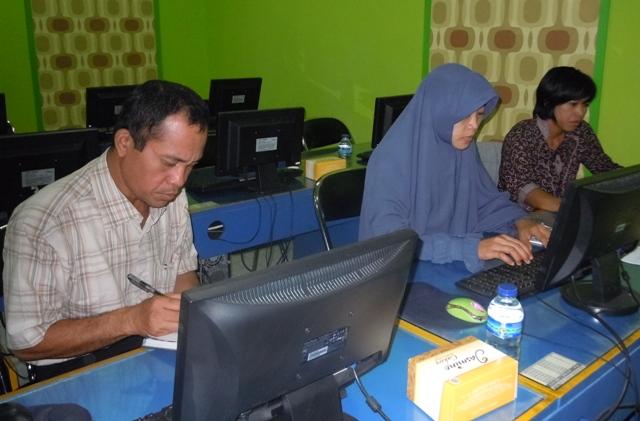Politeknik Muara Teweh Pelatihan Manajemen Database