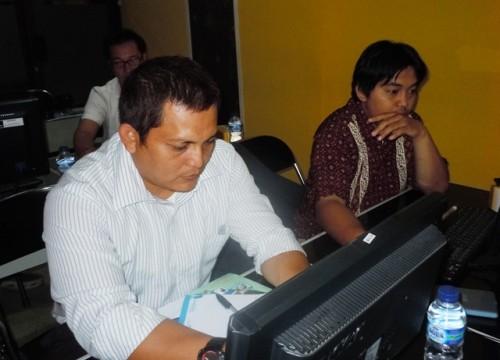 RSUD Sangatta Pelatihan Teknologi Informasi komputer