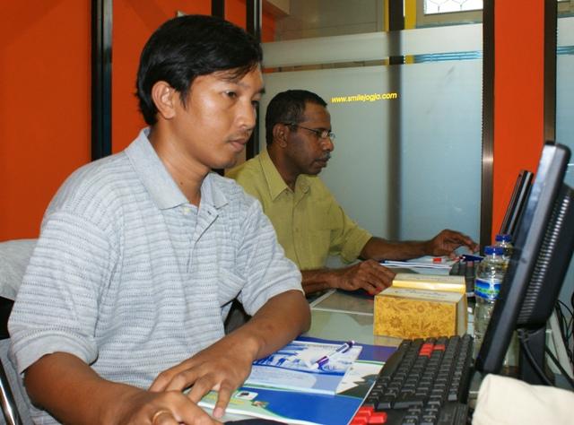 Yayasan Pengembangan Teluk Bintuni Pelatihan Autocad