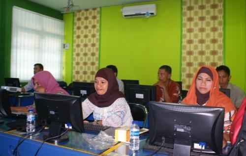 Pelatihan Komputer Administrasi Perkantoran