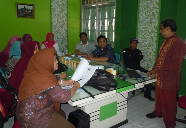 LPMP Gorontalo Pelatihan Maotivation Training