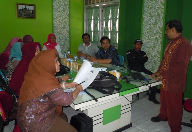 LPMP Gorontalo Pelatihan Maotivation Training