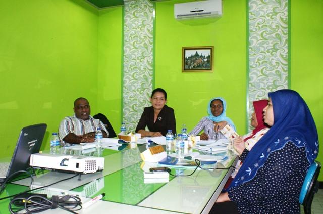 LPMP Papua Pelatihan Manajemen aset dan akuntansi