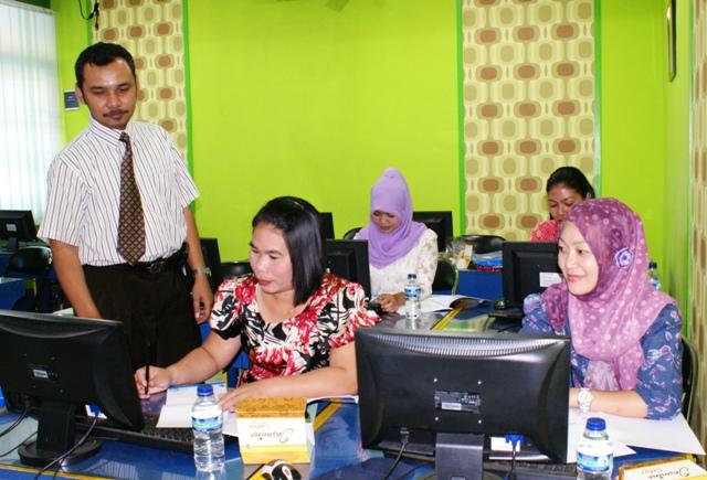 PERUSDA Kab. Natuna Mengikuti Bintek Akuntansi Keuangan Bendahara