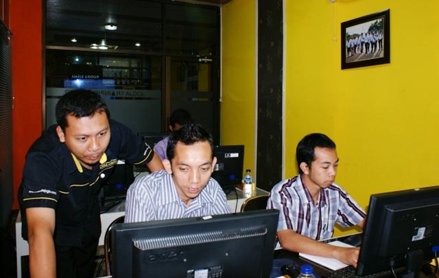 Pelatihan Administrator Web-01