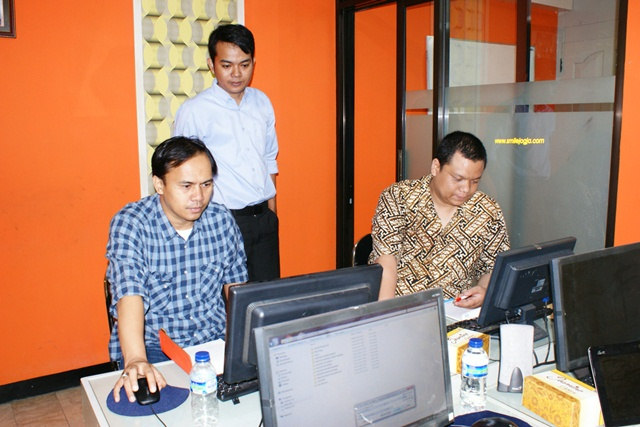 Ecoregion Bali Nusra Pelatihan Jaringan Berbasis Linux
