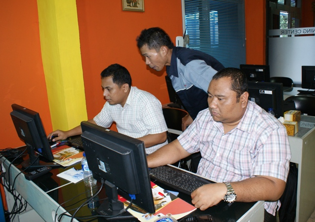 Bank SUMUT Pelatihan Bahasa Pemrograman XML di Smile Group Yogyakarta